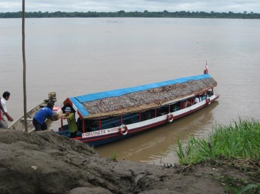 Boat to sta victoria
