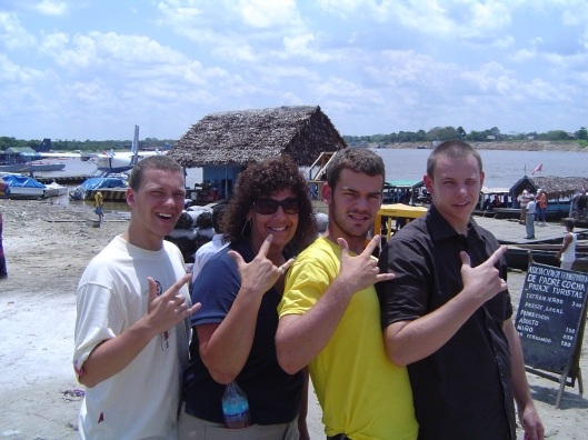 Iquitos i love you