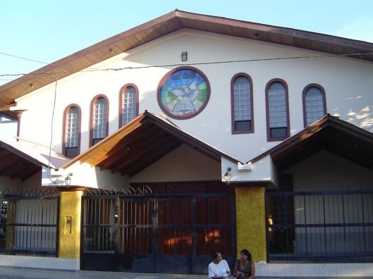 Pucallpa church luz divina