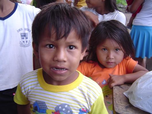 Buenos Aires pueblo kids