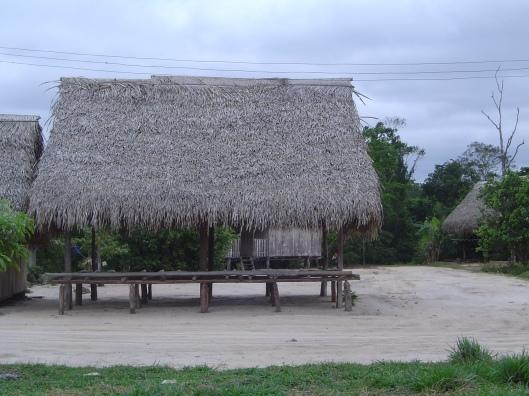 Church in jungle