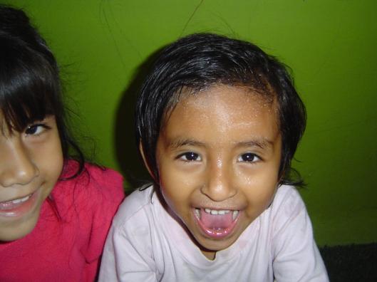 Orphanage - after washing up