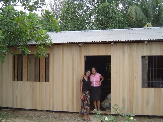 Pucallpa home - finished home