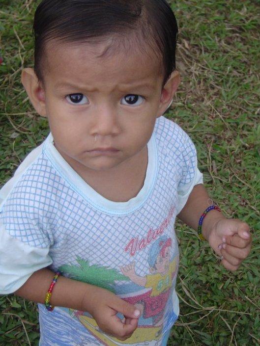 Sad kid 2