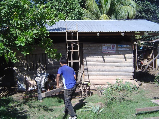 Pucallpa home - starting build