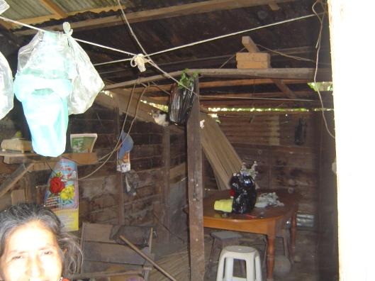 Pucallpa home - ninfa inside home