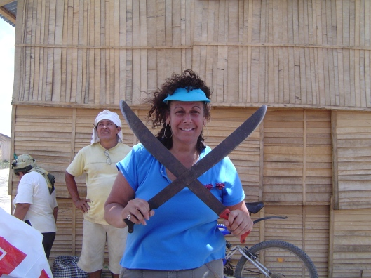 House machetes