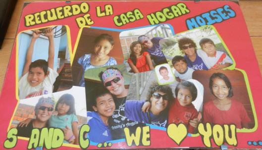 Casa Hogar picture gift