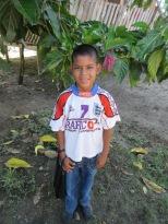 Paolo - age 9